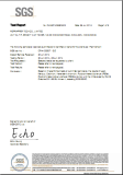 Flex SGS Test report