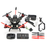 Eachine Assassin 180 Mini Fpv Quadcopter Built-in OSD GPS Naze32 with 520tvl Camera Arf
