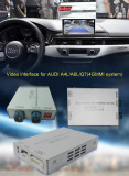 RearView interface for AUDI A4 / A6 / Q7 (4G MMI SYSTEM)