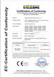 Certification of Conformity