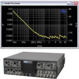 Audio Precision system