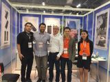 iCellparts Booth at 2017 Global Source Electronic Show