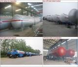 chengli special LPG tank work shop
