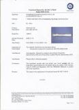 Aluminum Foil Product TUV Certificates