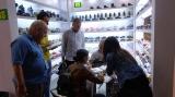 Clients Visit Greenshoe Booth in 112 Carton Fair