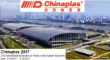 2017 Chinaplas in Guangzhou