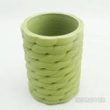 3d printed brush pot