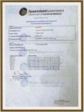 Queensland Certificate