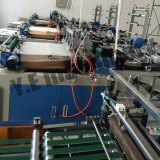 Zip lock bag making machines installed in customer′s plant
