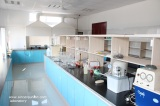 Laboratory for chemical products