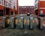 automatic flap gate