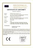 LED Light Bar G1 series CE Certificate