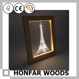 5/20 Creative Led Night Light Frame