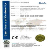 CE Certificate for hoses