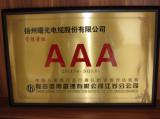 AAA Credit Grade