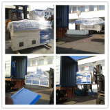 PVC edge banding turnkey project for Bangladesh customer