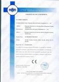 certificate for bathroom furniture