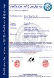 Dawin CE Certificates to 3 Ton Mini Spider Crane