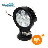 "18W 4"" Offroad Truck Auto Working Headlamp LED Work Light SM6185"