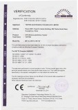 7.CE Certification for MT113