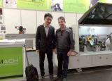 HANNOVER MESSE, GERMANY.MAY 2015.