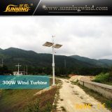 Wind solar hybrid monitoring system
