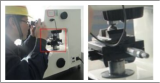 Strict quality control for slewing bearing / swing bearing with Hardness inspection