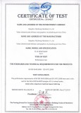 FOPS and ROPS certificate