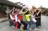 Great-Wall Games in Activity