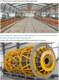OBT factory of drilling hole and joint the side beam