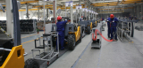 Forklift Production Line
