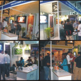 Space Electronic Science &Tech Co., Ltd sucessfully participate in the 2010 India Iternational Sign