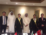 SANY signs a big order of 86 million USD with Kuwait