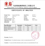 99% Caustic Soda Flakes - Test Certification