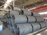 Wire Rod Warehouse Storage