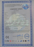 CE Certificate for cabinet lights