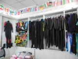 fashion design customized neoprene wetsuits