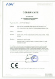 CE certificate of jacketed kettle