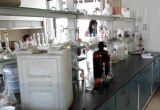 The Chemical analysis lab