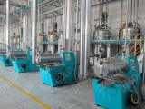 50 Liters Horizontal Bead Mills at User′s Site for SC production