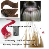 Micro ring hair, loop hair extension