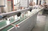 Glass circular machine