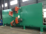 Shot blasting machine shipped to Vietment HaNoi