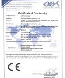 CE-EMC for LED Panel Light