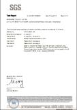 PLA SGS Test Report
