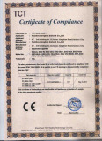 CE2 Certificate