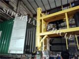 Loading method for the Truck trailer