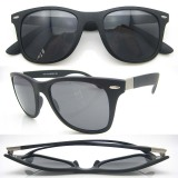 Fashion Designer Wayfarer Polarized Sunglasses for Man