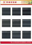 Aluminium Profile Color Chart-Powder Coating