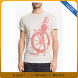 Custom High Quality Men Cotton Printed T Shirts